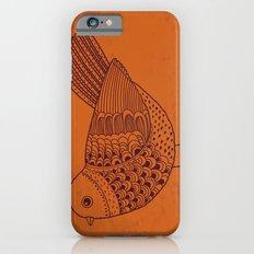 Retro Pigeon Slim Case iPhone 6s