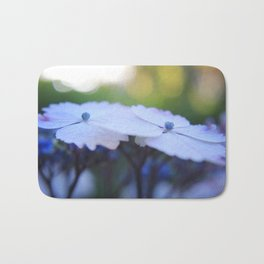 Delicate Flowers Bath Mat