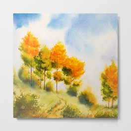 Autumn scenery #18 Metal Print