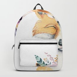 Forest Fox by Nature Magick Backpack