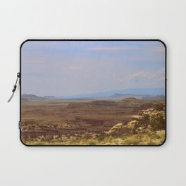 Colored Bluffs Laptop Sleeve