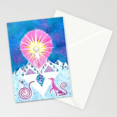 Sun of God Stationery Cards