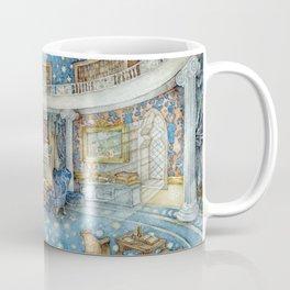 Ravenclaw Common Room Coffee Mug