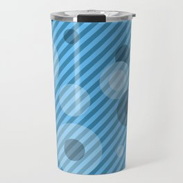 Stripe Flakes Travel Mug