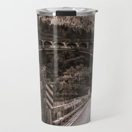 Dog Creek and Fenders Ferry Bridges Travel Mug