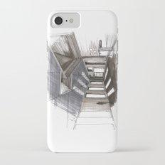 Brion Vega Cemetery - Carlo Scarpa iPhone 7 Slim Case