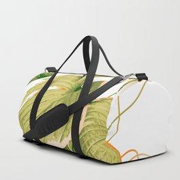 Ficus Plant 7 Duffle Bag