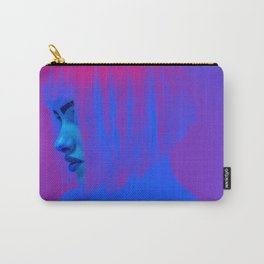 NEON DEPENDENCE Carry-All Pouch