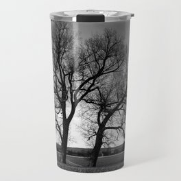 Concept nature : Two tree´s Travel Mug