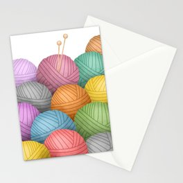 So Much Yarn Stationery Cards