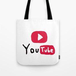 Only for Youtuber - YouTube lover best design Tote Bag