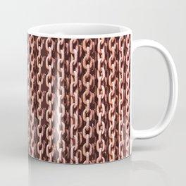 Red Chain Coffee Mug