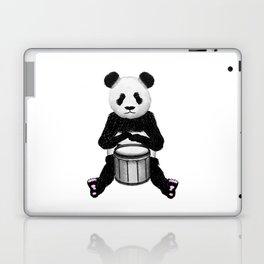 Panda Drummer Laptop & iPad Skin