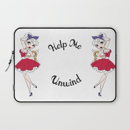 Dancing Doll Laptop Sleeve