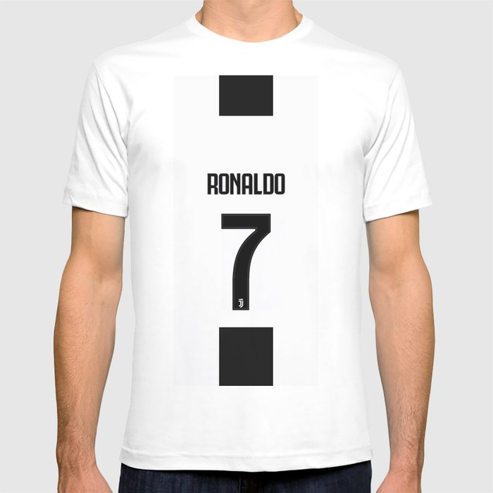 quality design 24211 842c2 Ronaldo 7 Juve T-shirt by ballstore