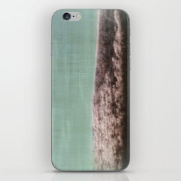 Abstract ~ Snowed landscape  iPhone Skin