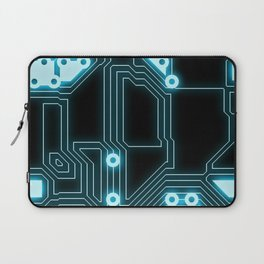 Circuit Pattern Laptop Sleeve