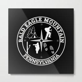 BALD EAGLE MOUNTAIN Metal Print
