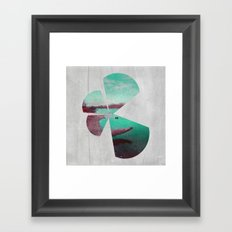 Bank Framed Art Print