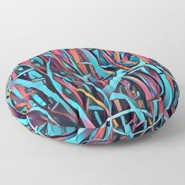 Interdependence Floor Pillow