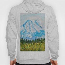Mt. Rainier Washington Hoody