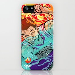 JLIN iPhone Case