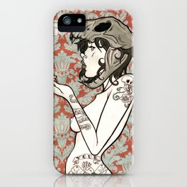 """""""Dance So It All Keeps Spinning . . ."""" iPhone Case"""