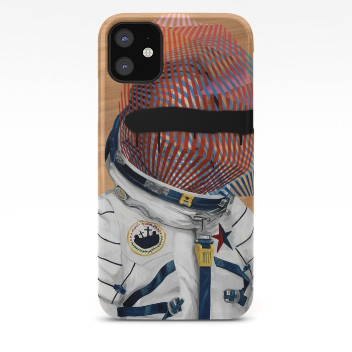 SPACEMAN 2 iphone case