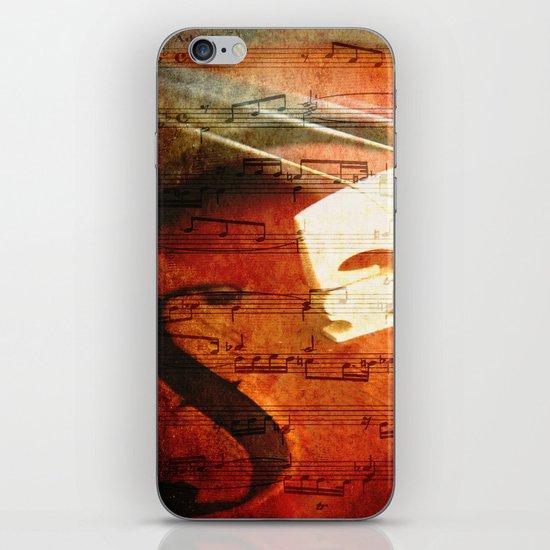 Suite Music iPhone & iPod Skin