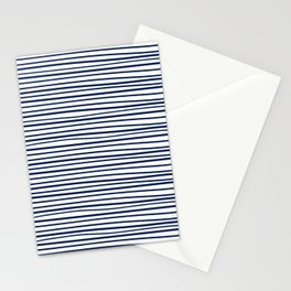 Sailor Tee - Navy Stationery Cards