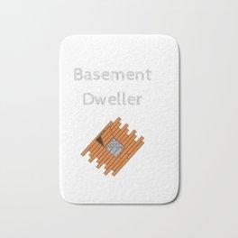 Basement Dweller Bath Mat