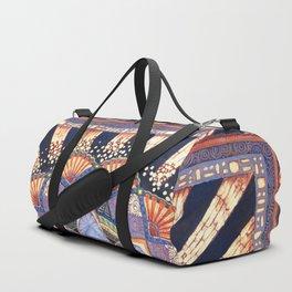 Radiant Light Beams Duffle Bag