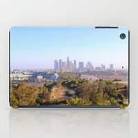 los angeles iPad Cases featuring Los Angeles by Arturo Garcia