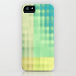chlorine in the pool iPhone Case