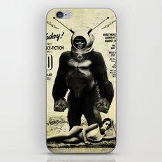 Robot Monster iPhone & iPod Skin