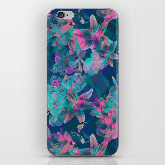 Geometric Floral iPhone & iPod Skin
