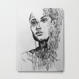 no.17 Metal Print