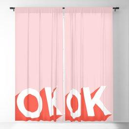 OK Blackout Curtain