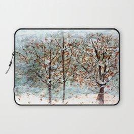 Snow Storm up Dewdrop Holler Laptop Sleeve