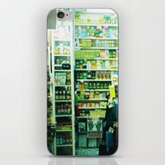 Pharmacy, Marrakech, Morocco  iPhone Skin
