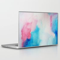nirvana Laptop & iPad Skins featuring Nirvana by elena + stephann