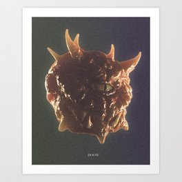 Doom – Cacodemon Art Print