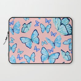 Butterflies Laptop Sleeve