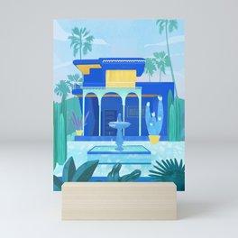 Morocco, Marrakech Mini Art Print