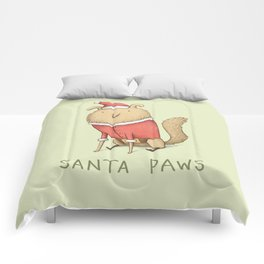 Santa Paws Comforters