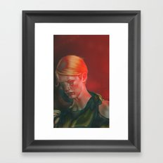 I Keep Dancing On My Own  Framed Art Print