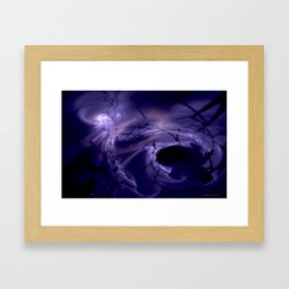 The Soul Collector Framed Art Print