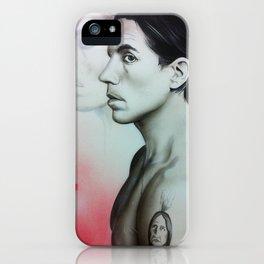 'Kiedis Apache Soul' iPhone Case
