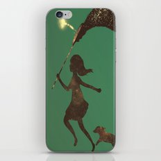 To Catch the Stars iPhone Skin