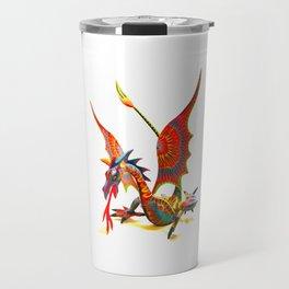Alebrije dragon Travel Mug